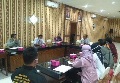 Rapat Terbatas Bidang Abdimas Humas Untuk Penanganan COVID-19 Tahap II