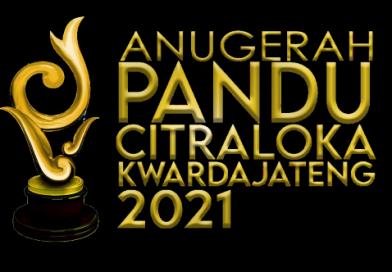"Anugerah Kehumasan ""Pandu Citraloka"" Kwarda Jawa Tengah 2021"